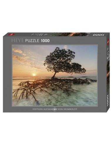 Puzzle 1000 pièces Heye : Red Mangrove