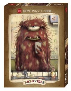 Puzzle 1000 pièces Heye -...