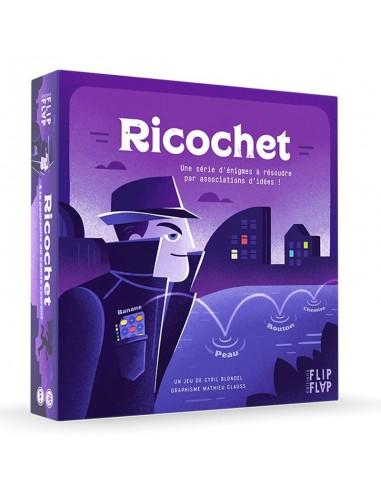 Ricochet - A la poursuite du comte...