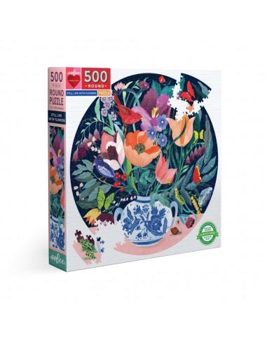 Puzzle 500 pièces - Eeboo - Nature...