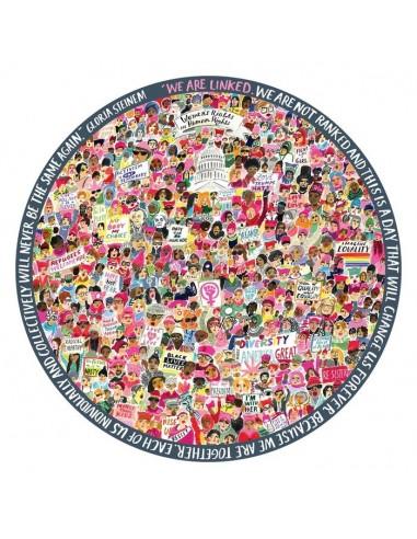 Puzzle 500 pièces - Eeboo - Les...