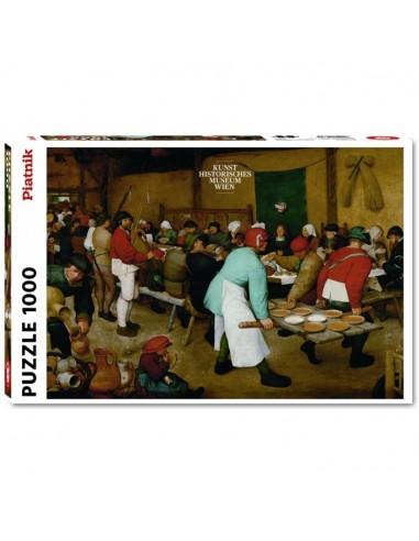 Puzzle 1000 pièces - Piatnik -...