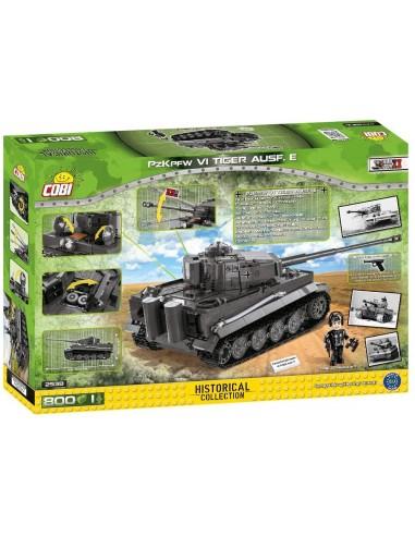 Cobi - Tigre VI PZK - 800 pièces -...