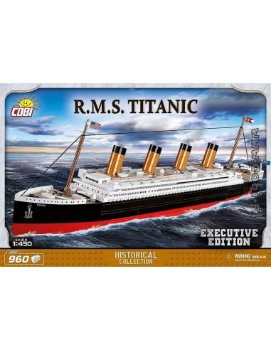 Cobi - R.M.S. Titanic - 960 pièces -...