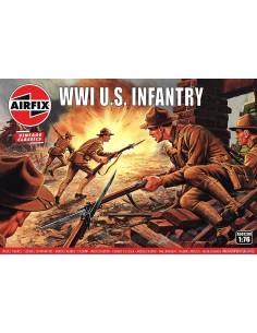Soldats US Infanterie 1/76...