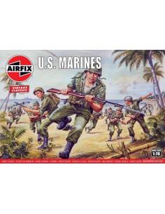 Soldats US Marines 1/76 -...