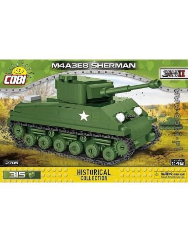 Cobi Sherman M4A3E8 - 315 pièces -...