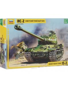 Char Soviet lourd 1S-2  -...