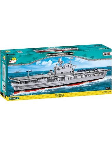 Cobi USS Entreprise 2510 pièces -
