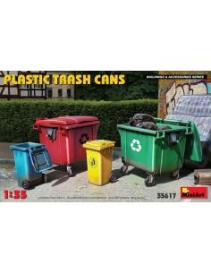 Bennes a ordure et poubelle...