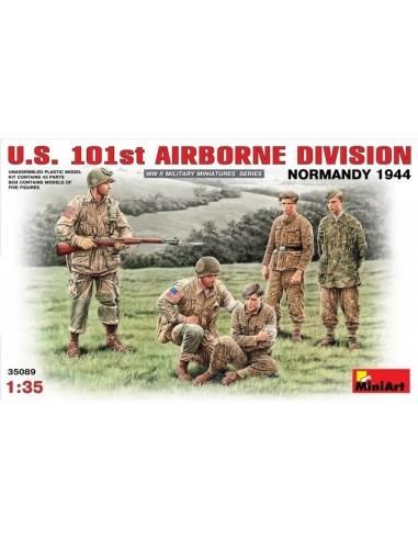Us 101 airborne division 1944 1/35*