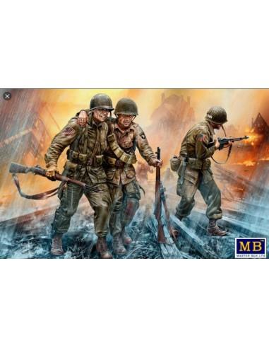 Soldats US 1944 1/35 - MB 35219 -
