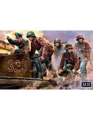 Soldats Allemand 1944/45 - 1/35 - MB...