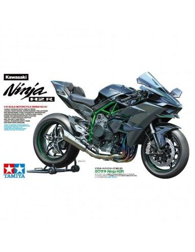 Kawasaki Ninja H2R 1/12 - Tamiya 14131 -