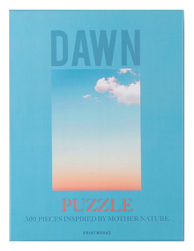 Puzzle 500p Printworks Dawn