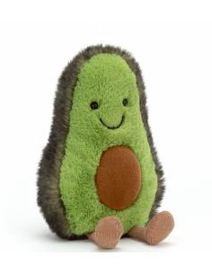 Peluche amuseable avocado
