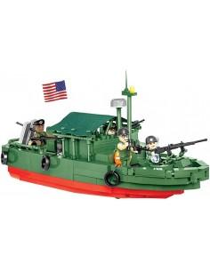Cobi patrol boat mk ii 615pcs