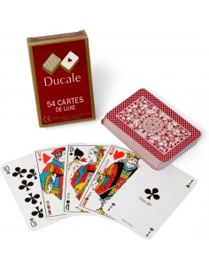 54 cartes Ducale de luxe...