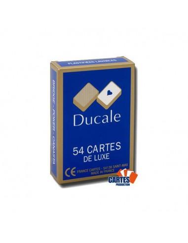 54 cartes Ducale de luxe étui carton