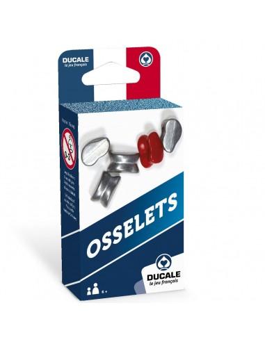 5 osselets métal