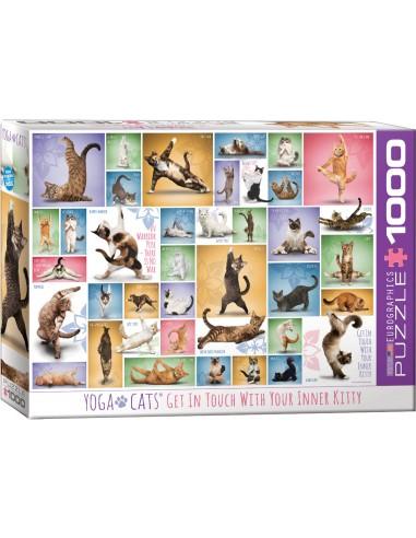 Puzzle 1000 pièces - Eurographics :...