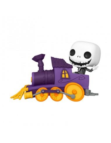 Pop Disney Jack Skellington In Engine 07