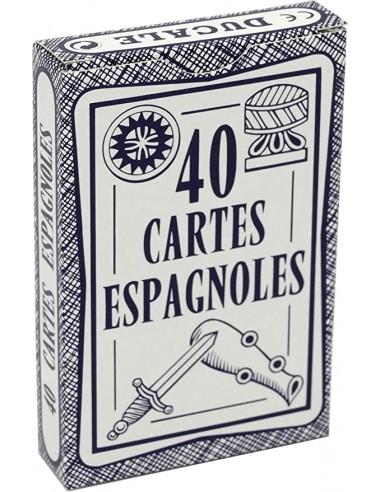 40 cartes espagnoles
