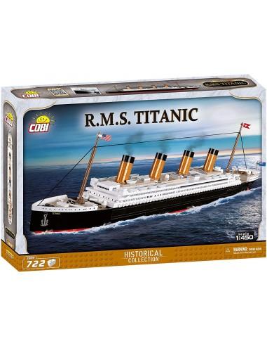 R.M.S Titanic - 722 Pcs - Cobi -