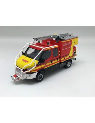 Iveco Daily Pompier 1/43 Magirus