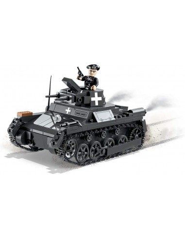 Panzer I AUSF.A - 330 Pcs - Cobi