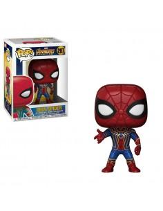 Figurine Pop Iron Spider -...
