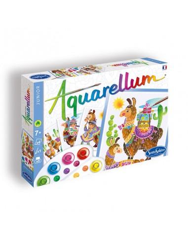 Aquarellum Junior - Lamas