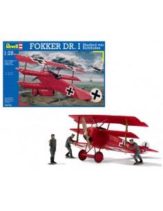 Maquette Revell Fokker DR.I...