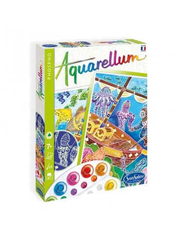 Aquarellum Phospho - 20000 lieux sous...