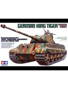 Maquette Tamiya King Tiger...