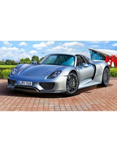 Maquette Revell Porsche 918 Spyder 1/24