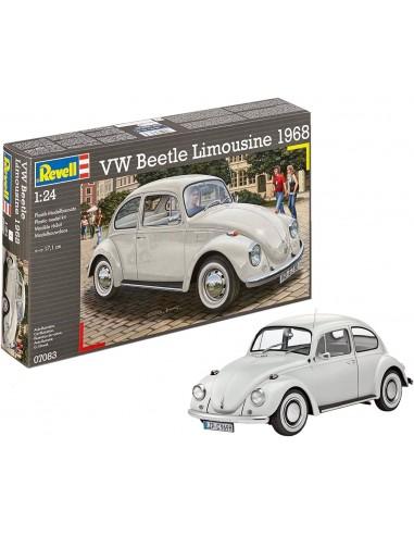 Maquette Revell VW Beetle Limousine 1/24