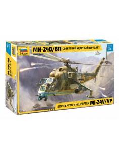 Maquette Zvezda hélicoptère...