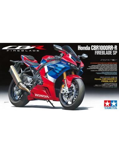 Maquette Tamiya moto Honda...