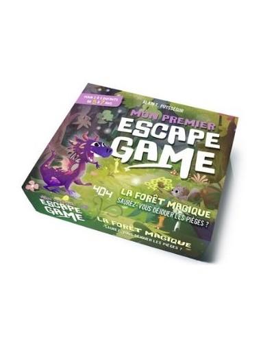 Mon premier Escape Game - La forêt...