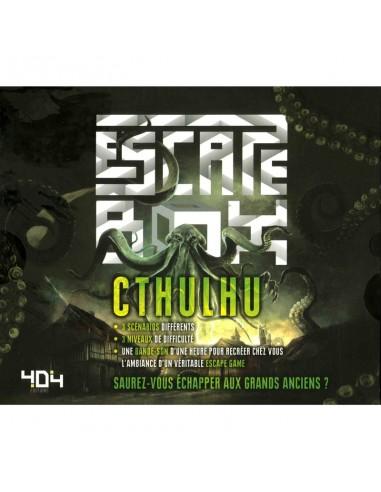 Escape Box - Cthulhu