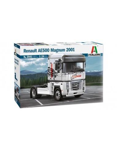Maquette Italeri 3941 camion Renault...