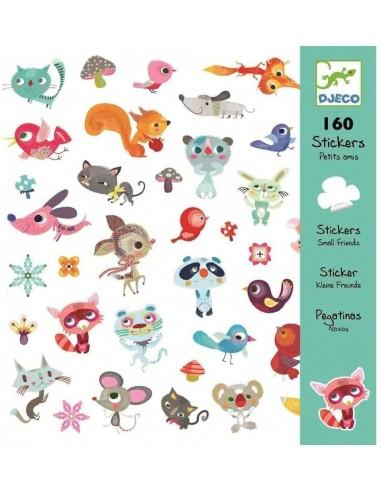 Stickers (x160) - Petits amis
