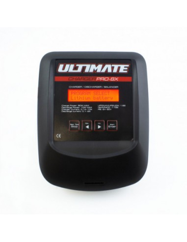 CHARGEUR ULTIMATE PRO-8X
