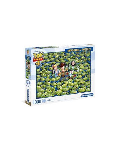 Puzzle 1000 pcs Clementoni Toy Story...