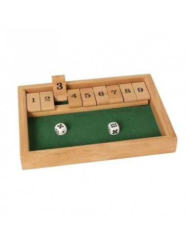 Shut the box x9