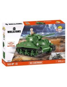 Cobi 3007A char M4 Sherman
