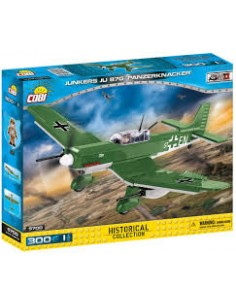 Cobi 5700 avion Ju 87G...