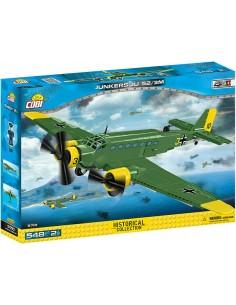 Cobi 5710 avion Junkers JU...