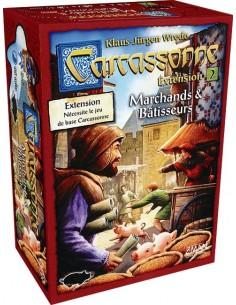 Carcassonne - Extension 2 :...